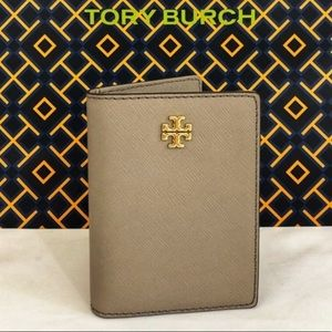 Tory Burch Emerson Foldable Card Case